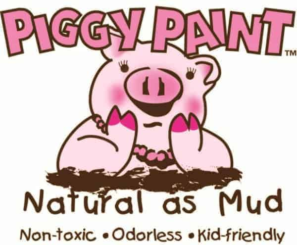 Nail Polish Piggy Paint Kids