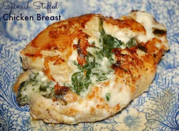 best stuffed chicken recipe on the internet