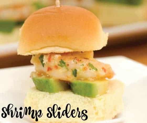 Shrimp Sliders Recipe