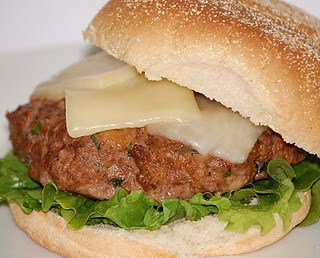 Meatloaf Burgers Recipe