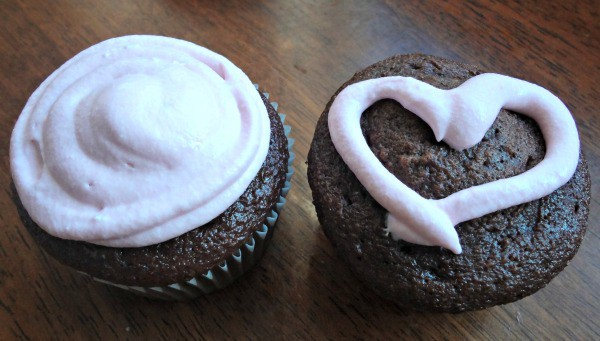 valentines day cupcakes