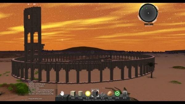 Colliseum-My-Dream-Game-Minecraft