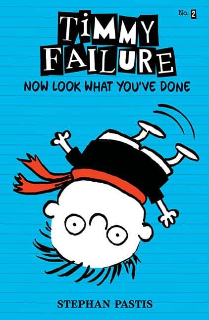 Timmy-Failure-Now-Look-What-You've-Done-Book-Review