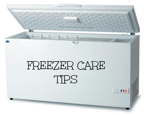 Freezer-Care-Tips