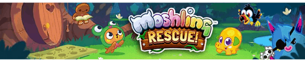 Moshling-Rescue-Game
