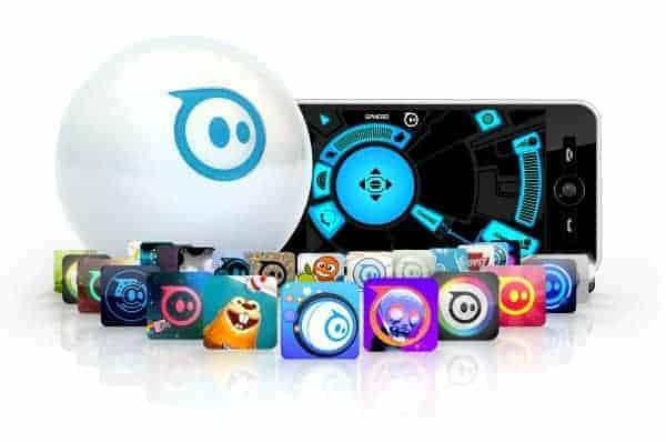 Sphero-Robotic-Ball-Toy