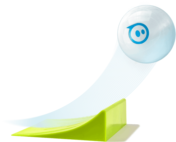 Sphero-Robotic-Ball-on-ramp