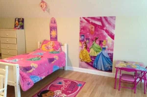 Disney-Princess-Bed-Room