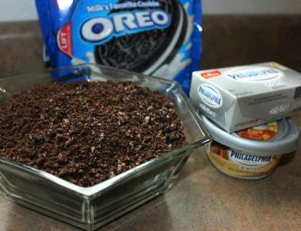 White Fudge Oreo Cookie Balls Copycat Recipe Ingredients.