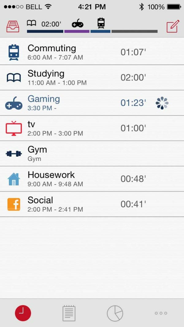 ATracker- Daily-Task-Time-App