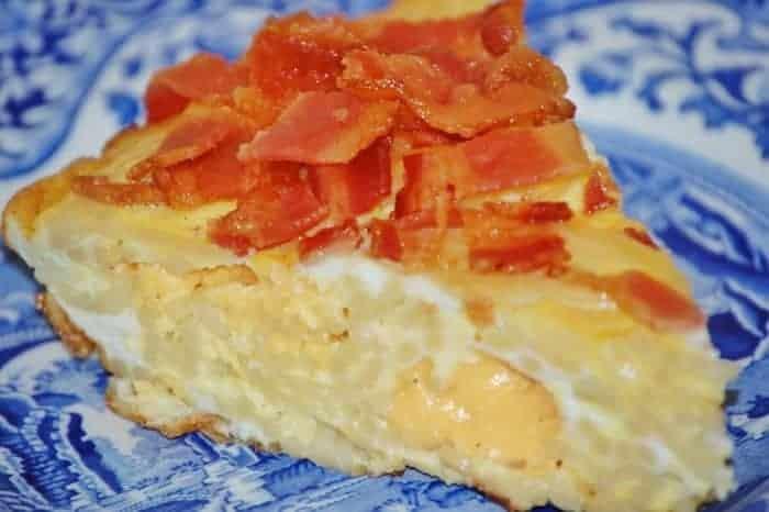 Bacon Egg Pasta Frittata Faithfully Free Recipe