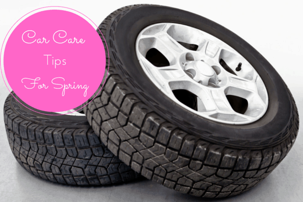Car Care Tips For Spring
