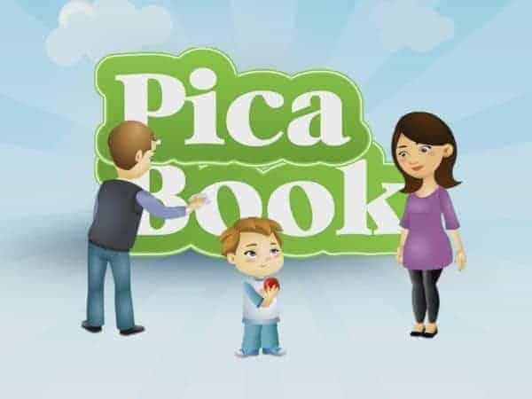 Pica-Book-App