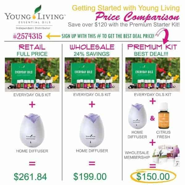 Shasta Walton Young Living