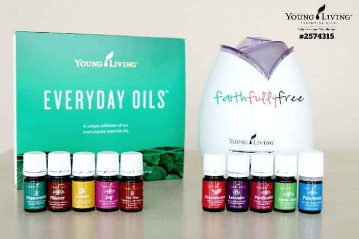 Young Living Essential Oils Review Faithfully Free