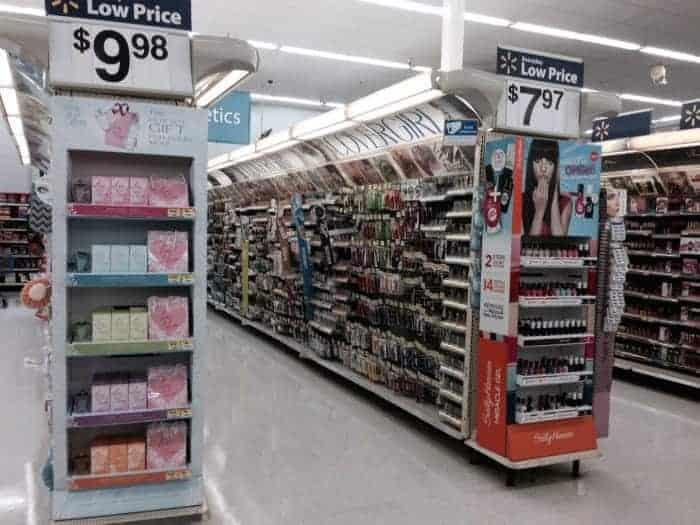 Walmart-Coty-End-Cap