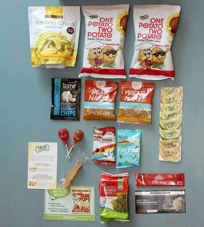 Love With Food Gluten Free Snacks