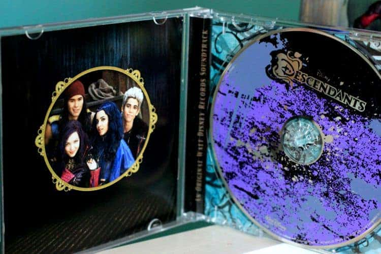Disney-Descendants-Soundtrack