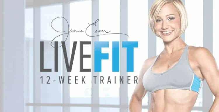 Jaime Eason's LiveFit Trainer