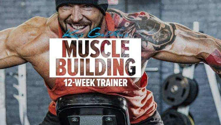 Kris Gethin's 12 Week Trainer