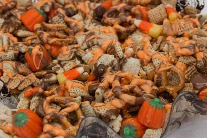 Halloween Chex Mix Recipe Candy Corn Treat