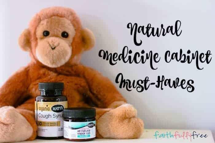 Natural Medicine Cabinet Must-Haves