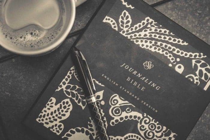 Looking for the Best Journaling Bible? Look no further, we've found it!