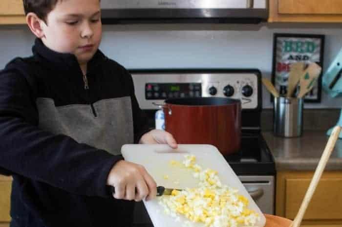 Kid Food Blogger