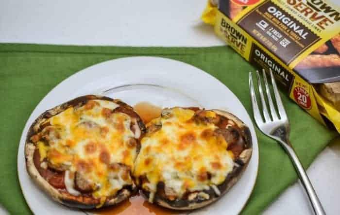 mushroom pizza crust recipe