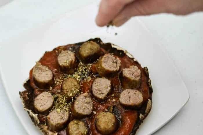 Sausage Portobello Pizza Recipes