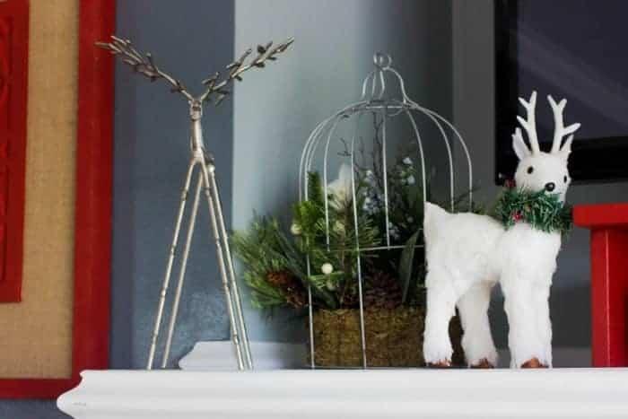 Woodland Creature Christmas Decor AtHome