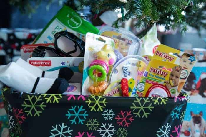 Baby Christmas Basket Big Lots
