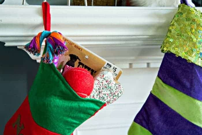 Christmas Stockings For Pets
