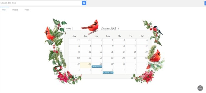 Simple Beautiful Online Calendars Digital