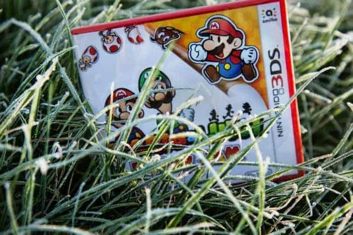 Mario & Luigi Paper Jam 3DS Game