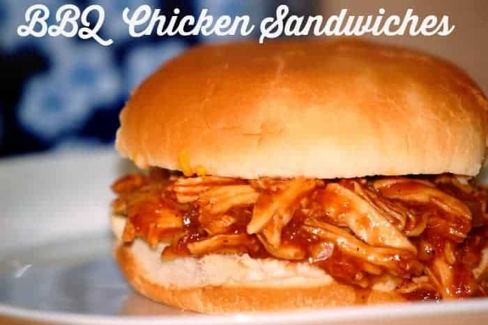 chicken sloppy joe style