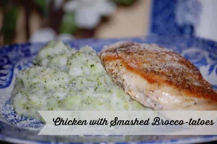 chicken breast recipe with broccoli potatoes