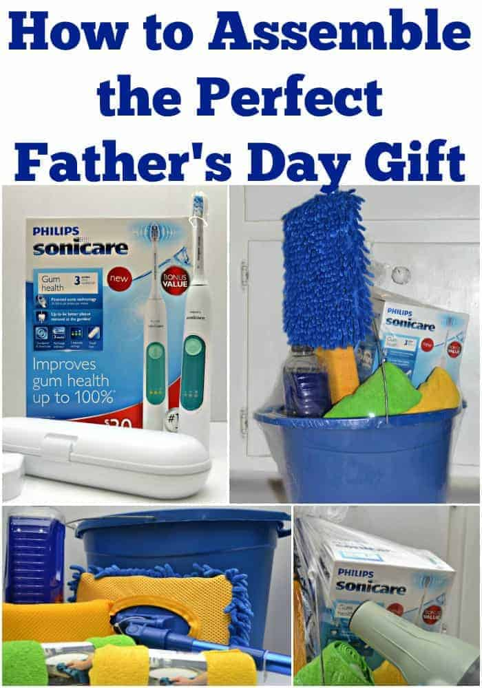 How to Assemble the Perfect Father's Day Gift