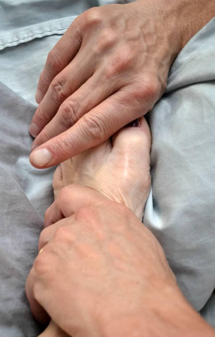 Relieve Pain Arthritis Massage