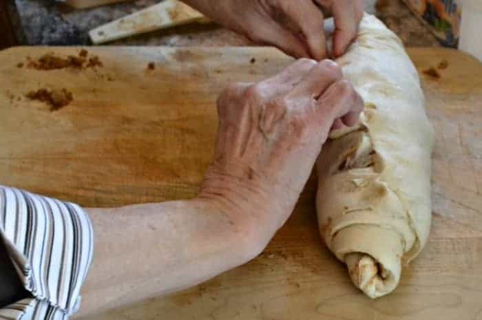 Rolls Cinnamon Easy