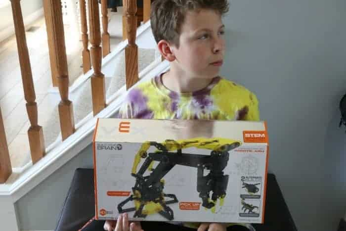 VEX Robotics-Robotic Arm Review