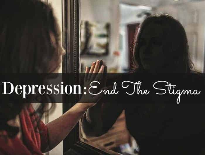 DepressionEnd The Stigma