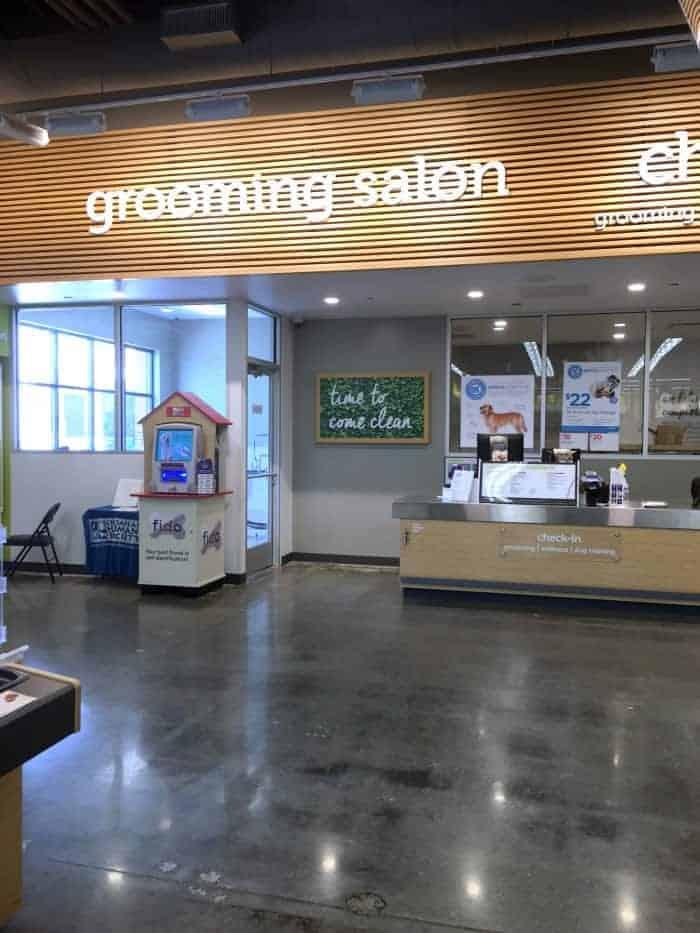 Petco Grooming Salon