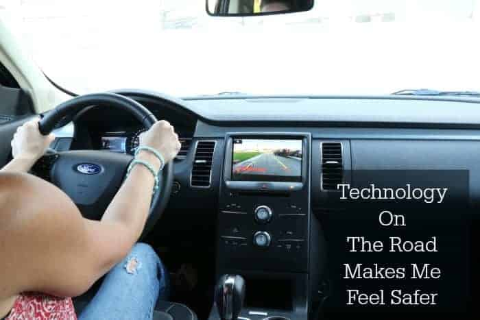 Technology On The Road Makes Me Feel Safer