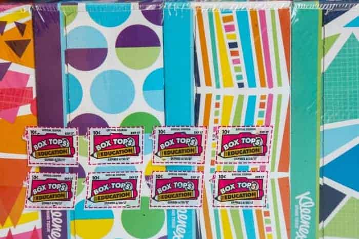 Box Tops Bonus Pack