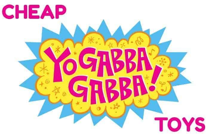 Cheap Yo Gabba Gabba Toys