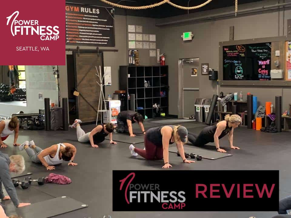 nPower Fitness Camp Review Seattle