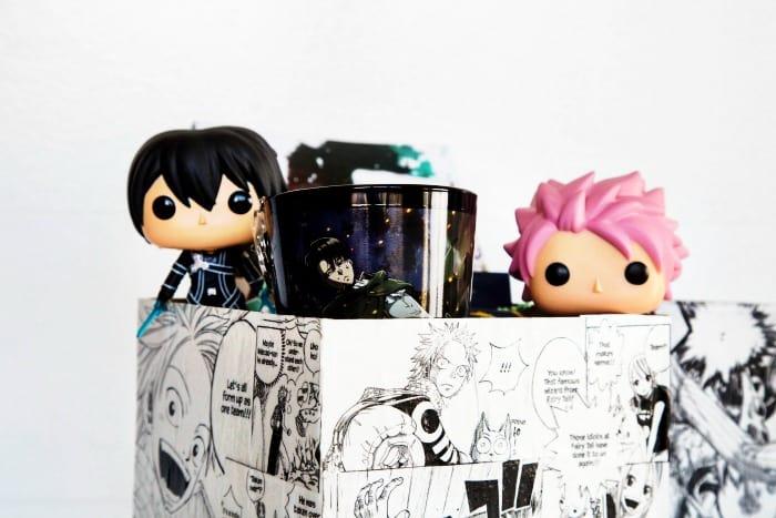 Anime Gift Basket DIY