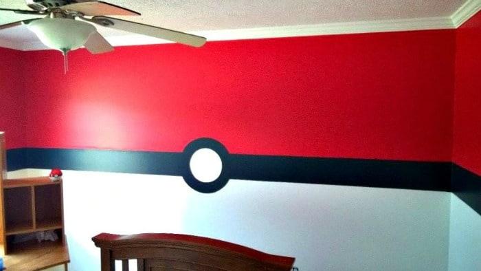 Pokemon Bedroom Transformation - Boy's bedroom makeover ideas.