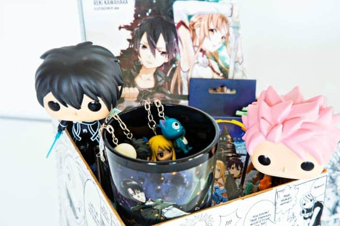 DIY Anime Gift Box Personalized